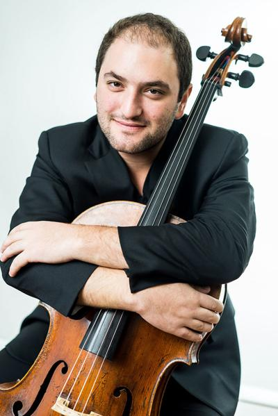 Julian Schwarz cello soloist