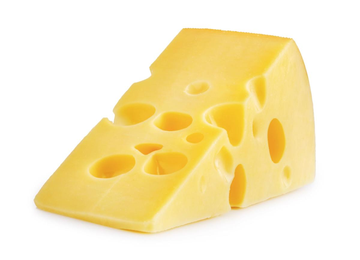 Cheese block (1)