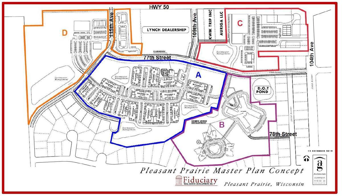 River View proposal map