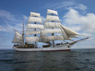 Picton Castle ship