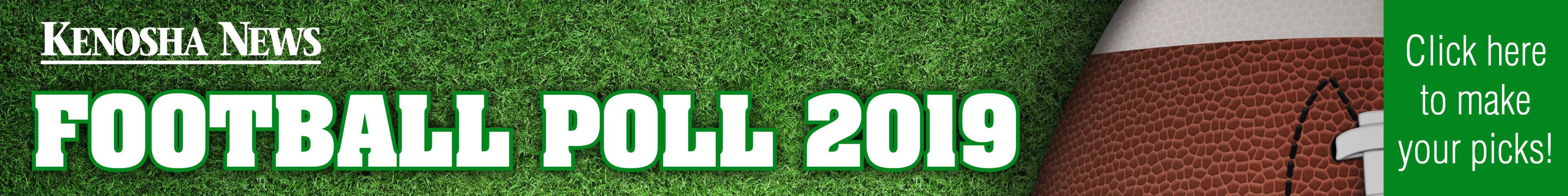 Kenosha News 2019 Football Poll