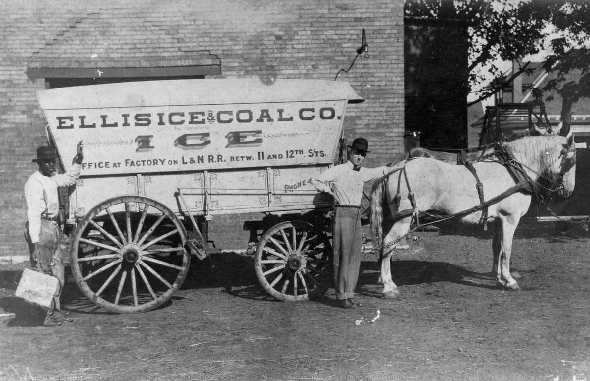 Ellis Ice & Coal Company