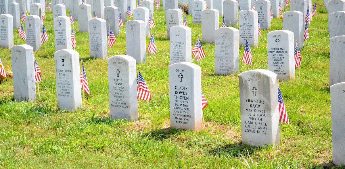 Honoring heroism Community gathers for Memorial Day remembrance ceremony
