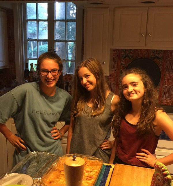 Pass it down: Loving hands, memories make the best food