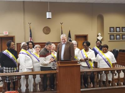 League of Women Voters announce a year of suffrage events