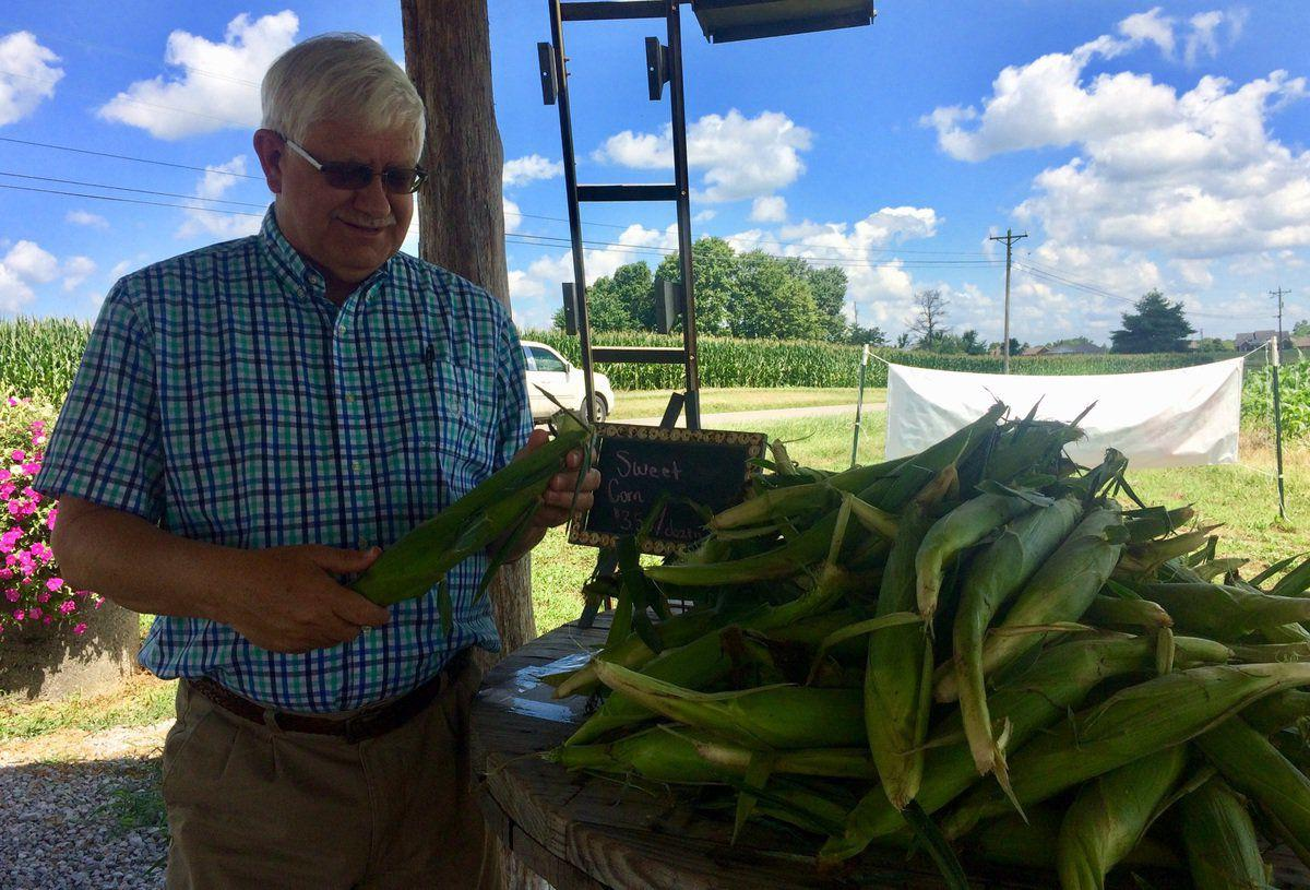 Educator's service to agriculture goes beyond classroom