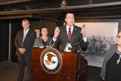 Armstrong Coal officials indicted on falsifying, tampering with air
