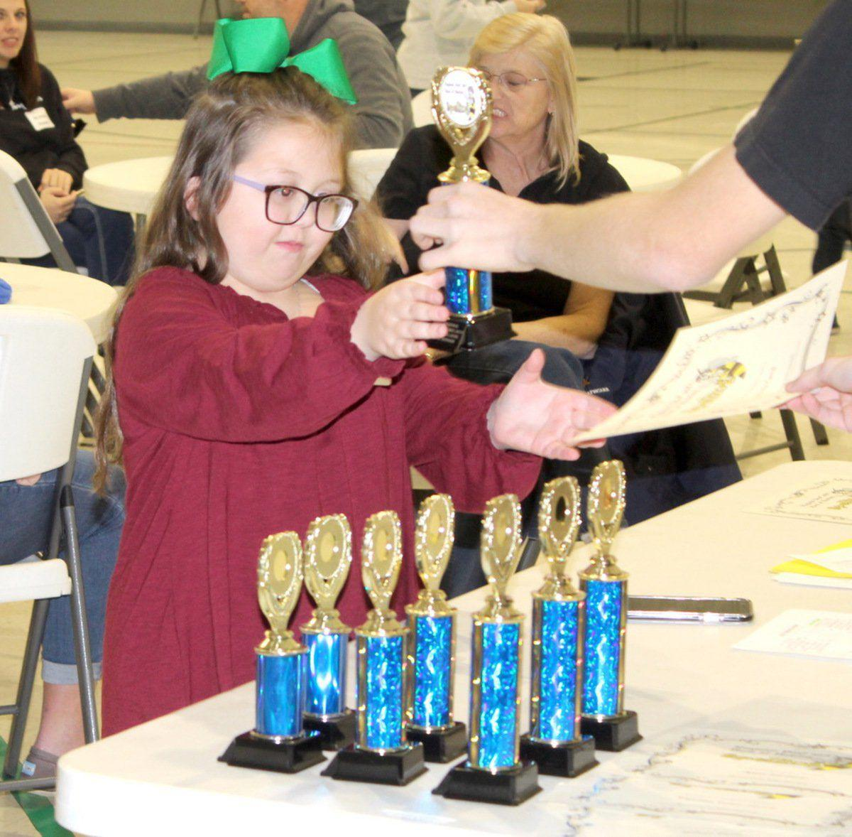 Indian Hills students win at spelling bee for deaf, hard-of-hearing students