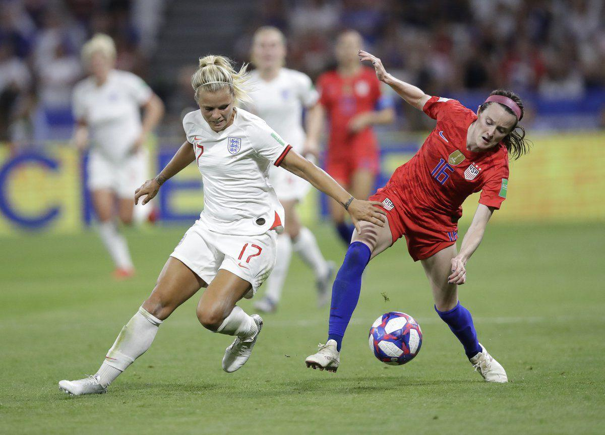 U.S. secures 2-1 victory over England