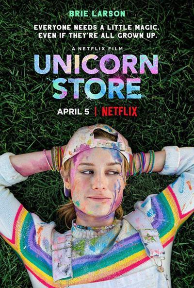 'Unicorn Store' is disappointing, cliche, unrelatable