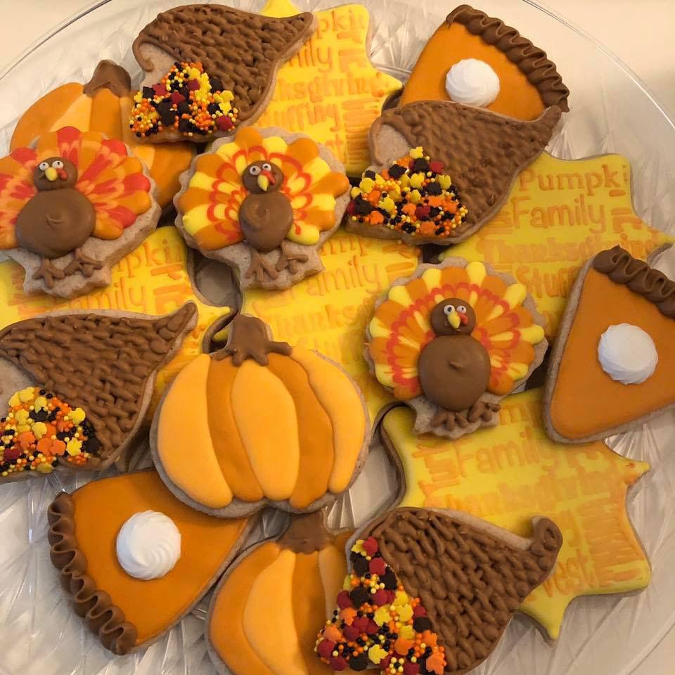 Brooke Cookies