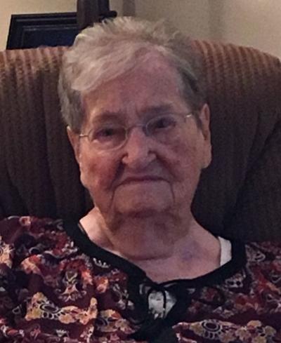"Frances ""Pat"" Wyatt, 95"