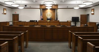 Justice Center to limit access starting Monday -- PHOTO 1