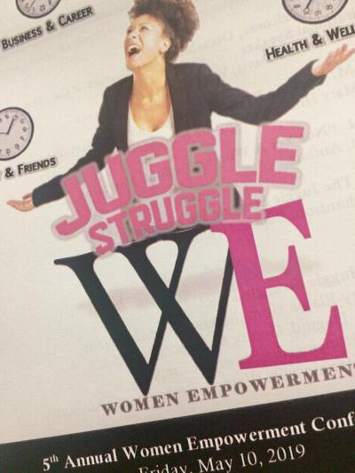5th annual conference focuses on women's struggle to juggle the events of their lives