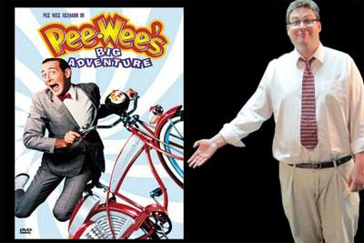 'Pee-wee's Big Adventure': Setting the bar for total weirdness