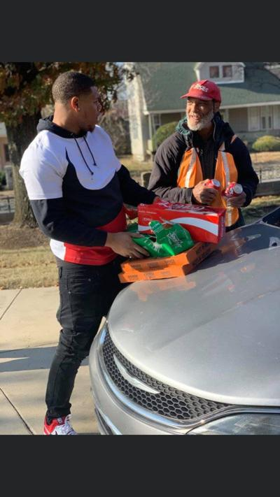 Residents reach out to needy in community