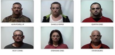 6 charged after a 3-week long investigation | Crime | Kentucky New Era