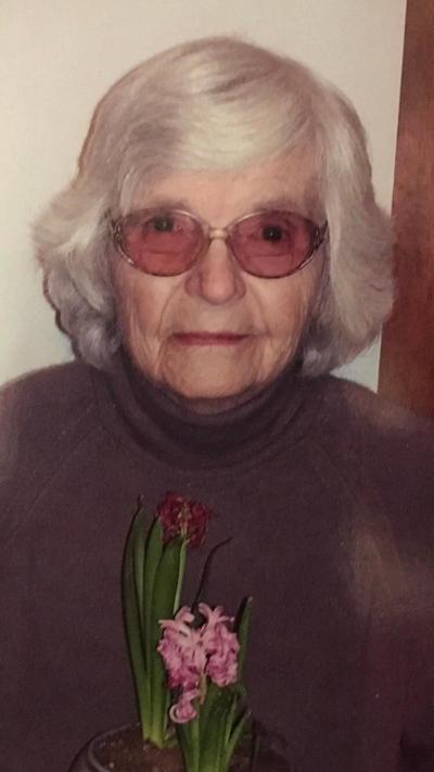 Ruth Jolly, 97