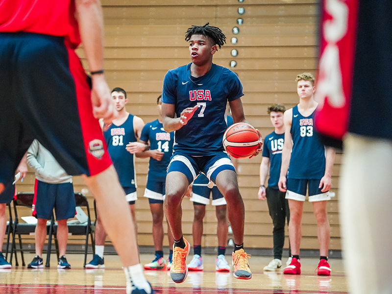 Top 2021 combo guard considering all options but likes Kentucky