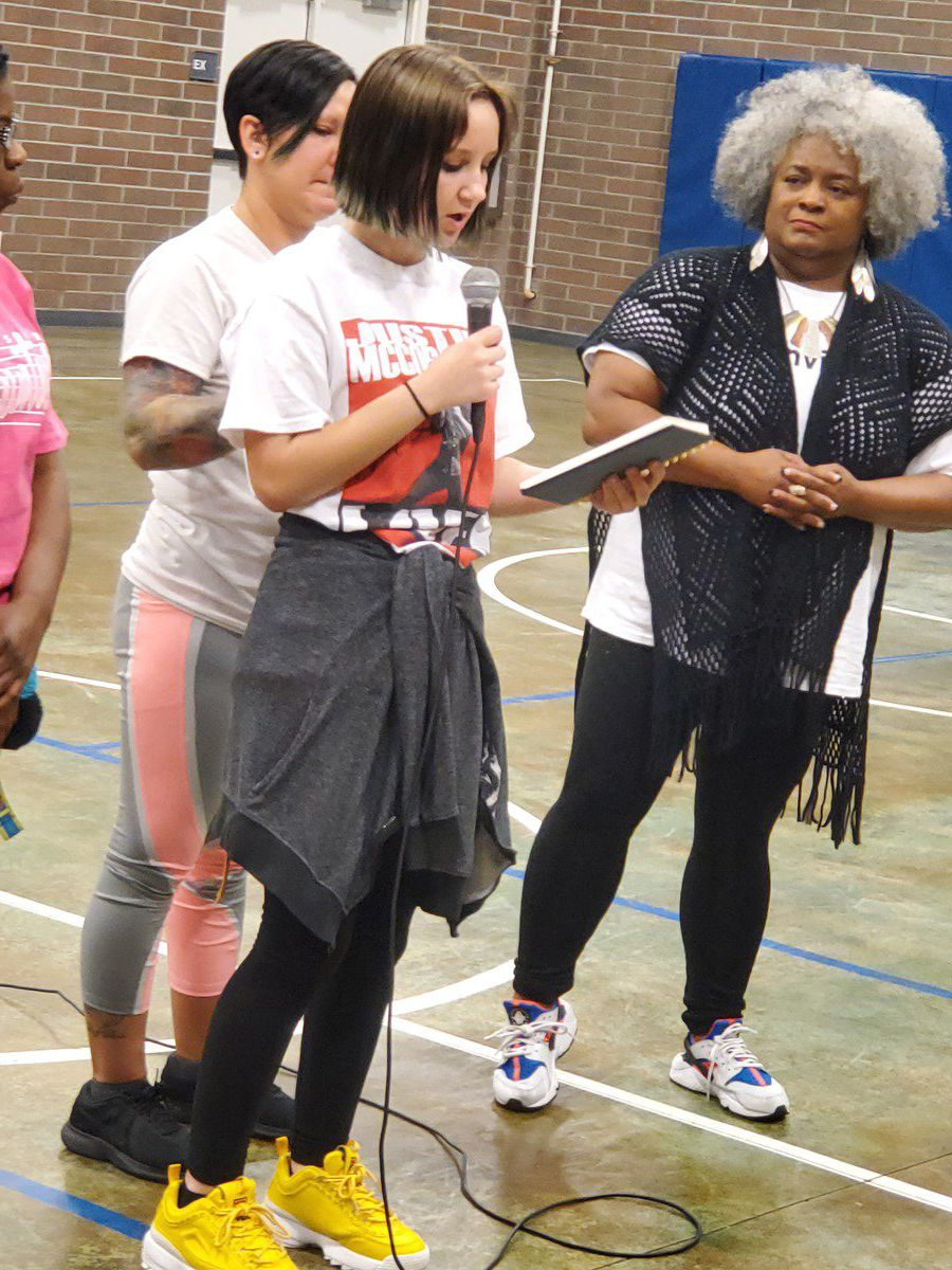 Anti-bullying event sees local students share their stories