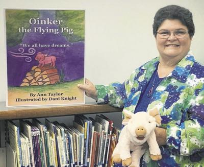 Local principal's 'Oinker the Flying Pig' coming to Trigg County