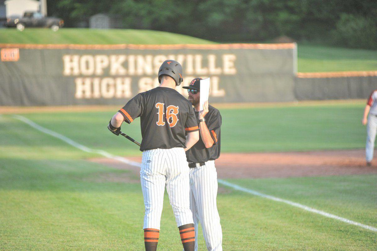 Hoptown baseball coach Leach chosen athletic director