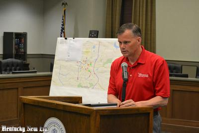 Mayor Carter Hendricks