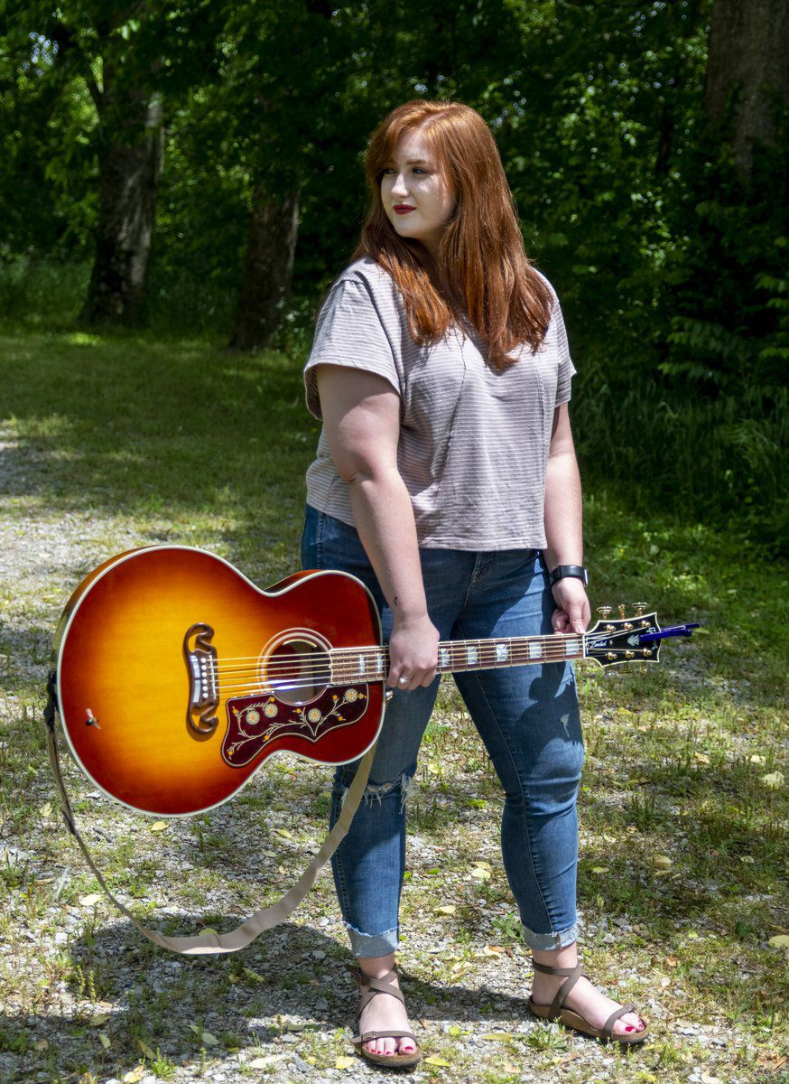 Knight pens 'Girl in Red' Heritage Christian alumna to release debut single, EP