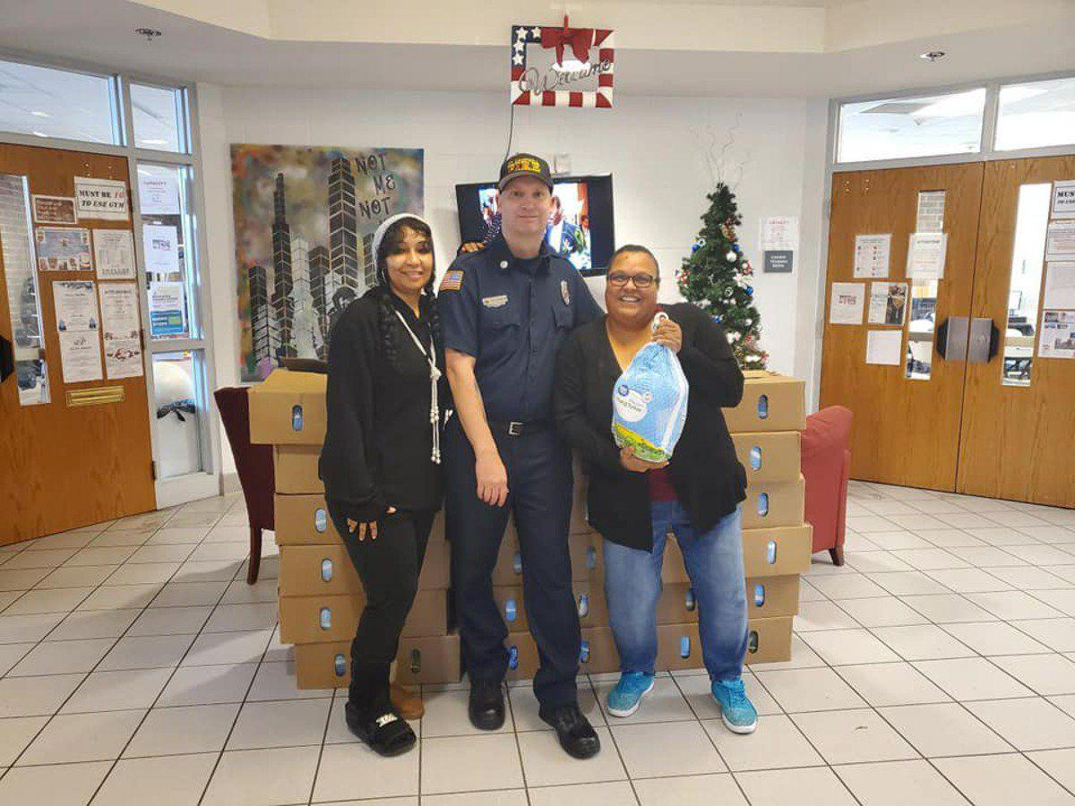 Local organizations donate turkeys, Thanksgiving baskets to those in need