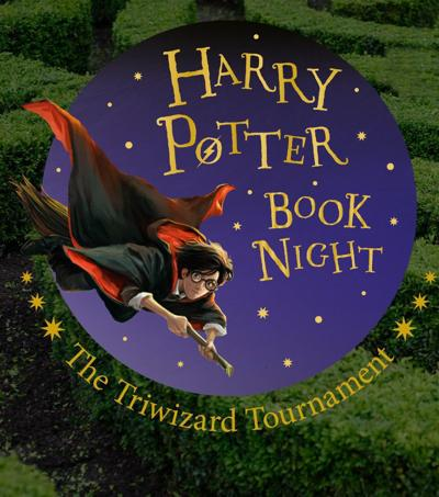 A magical event: Library celebrates 'Harry Potter Book Night'