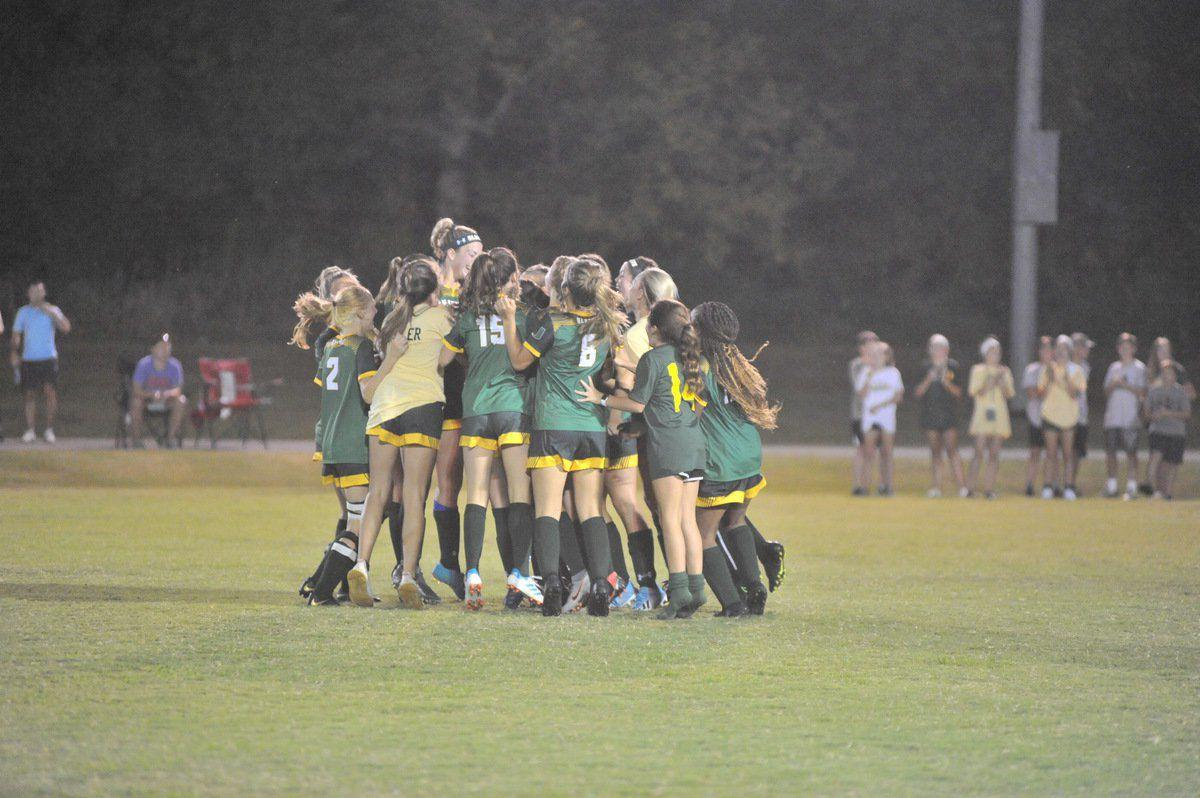 Lady Blazers stun Murray at All 'A' Sectional in PKs