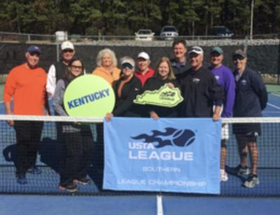 Local tennis players capture UTSA Southern Sectional title
