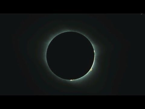 Total Solar Eclipse 2017 from Hopkinsville, Kentucky, 21 August 2017