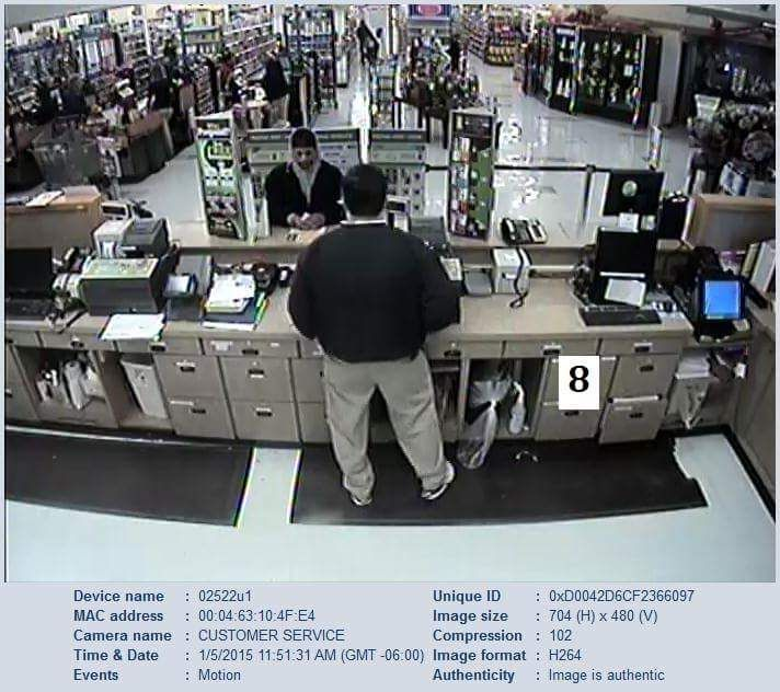 Police called to robbery at Kroger