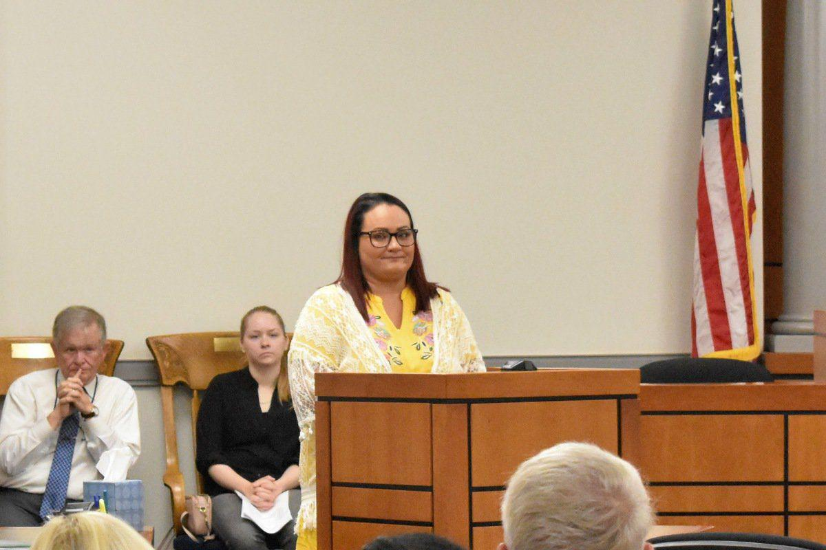 3 graduate from drug court; 1 shares her story to help others