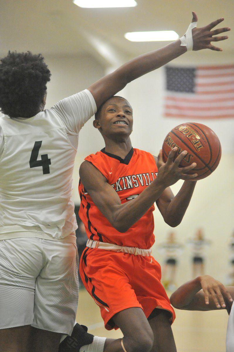 Blazers take down Hoptown