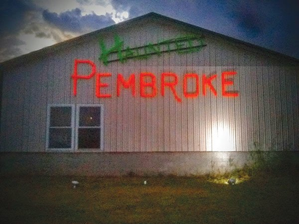 Tradition of terror: Pembroke haunted house keeps fright in the family