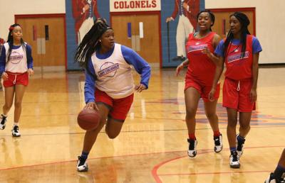 New-look Lady Colonels look to surprise