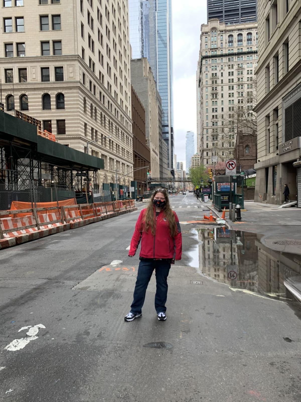 Sullivan in NYC
