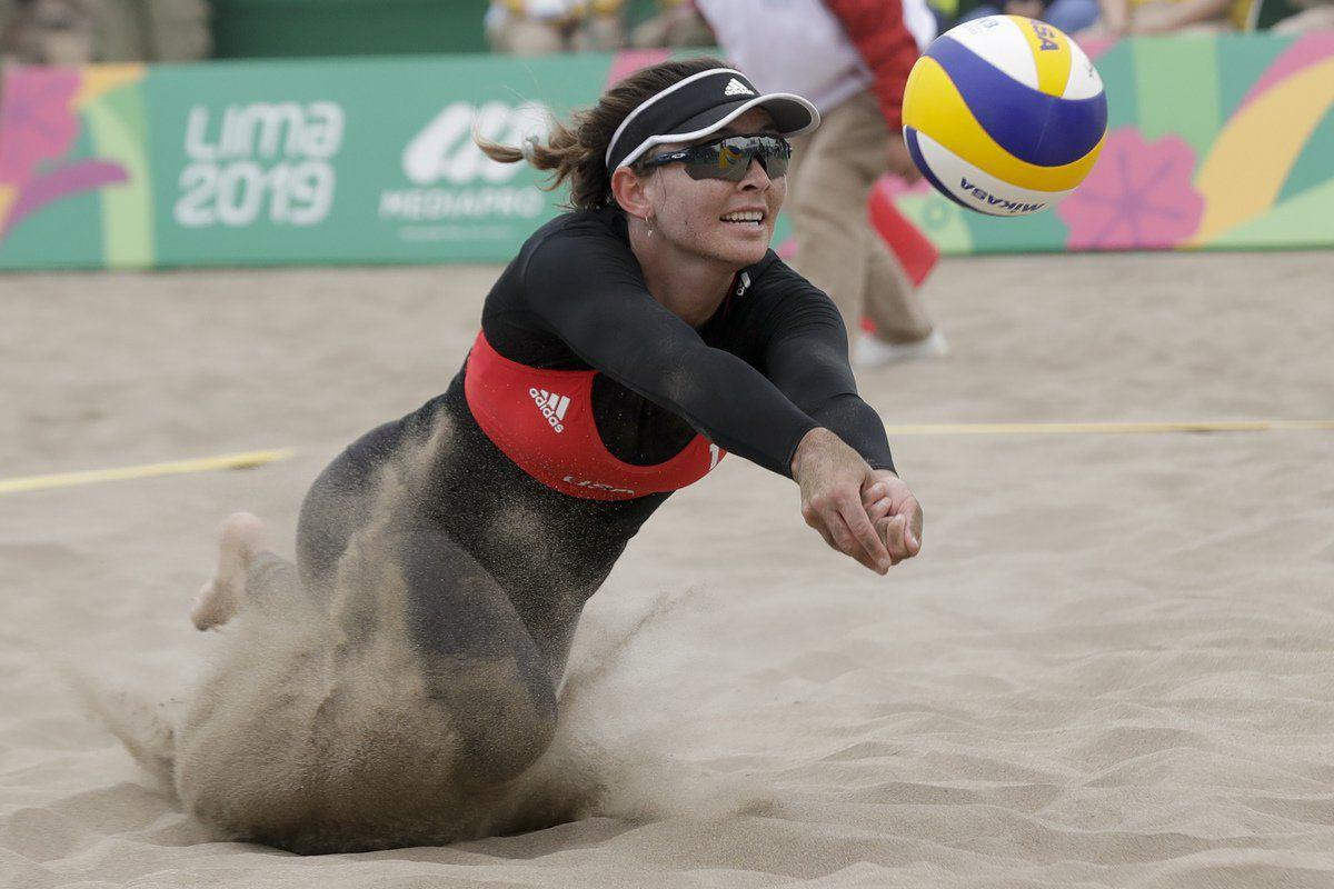 Cook, Pardon of U.S. win beach volleyball gold at Pan Am Games