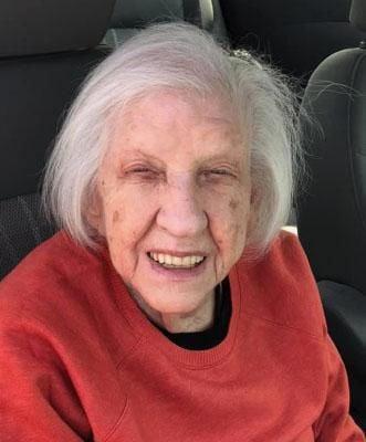 Sarah Crews Freeman, 86