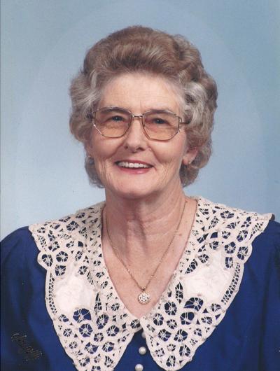 Gertrude C. Stewart