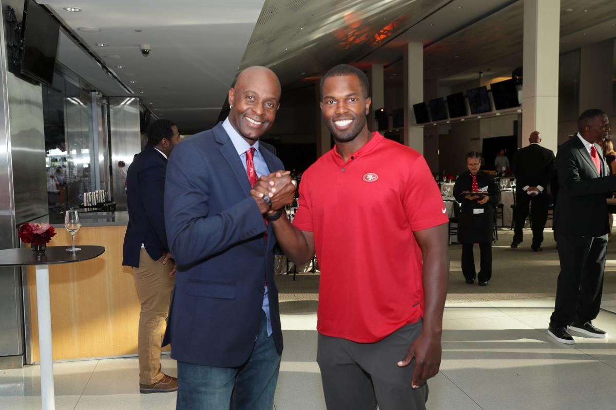 AUSTIN MOSS AND JERRY RICE