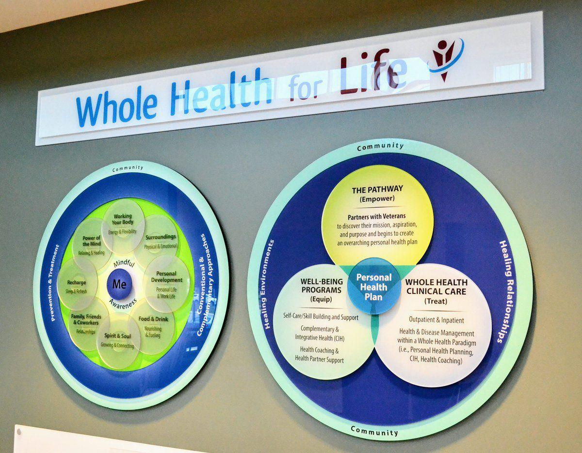 Clarksville VA clinic treats patients with holistic approach