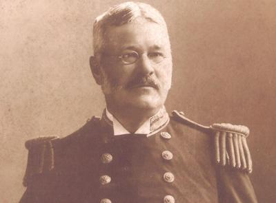 Rear Admiral Silas Wright Terry