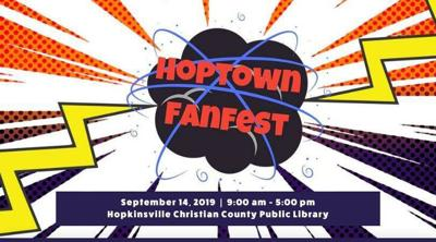 Inaugural Hoptown Fanfest to feature cosplay, gaming, seminars