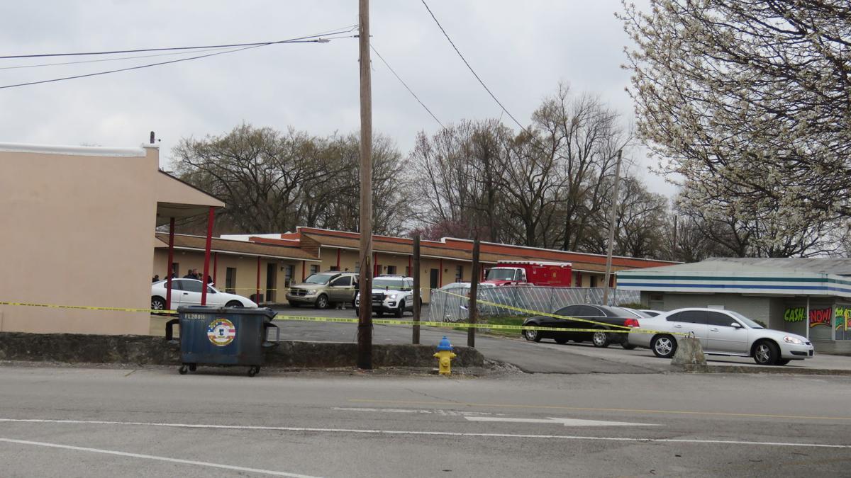 Woman Killed At Motel Identified