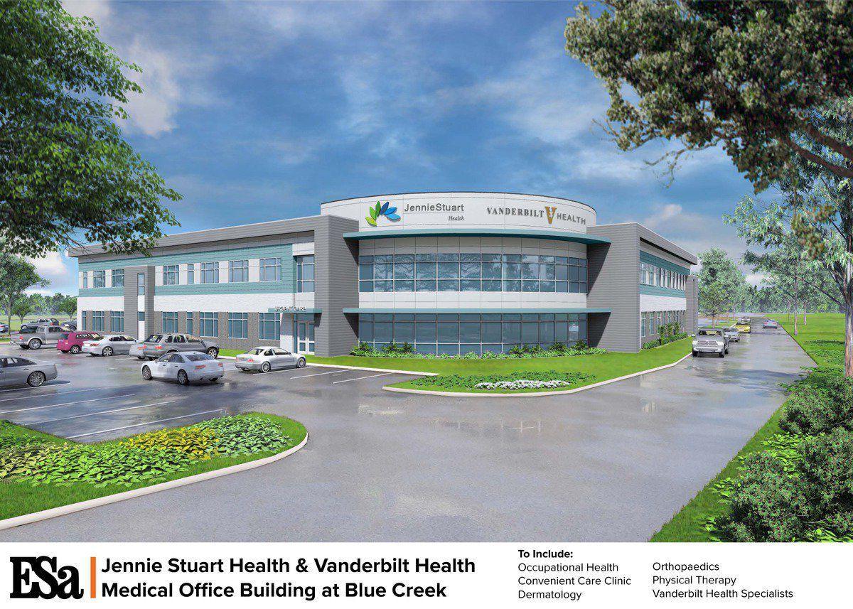 Blue Creek facility to expand Jennie Stuart Health services