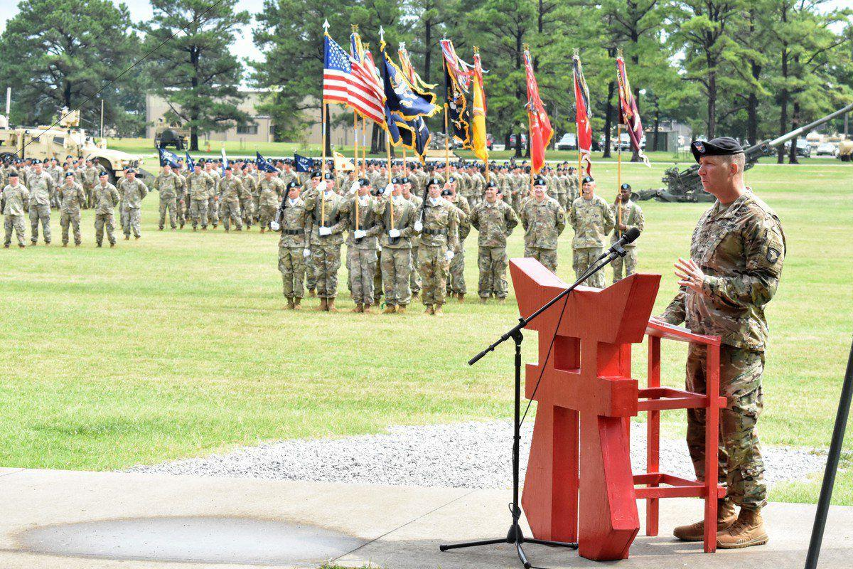 Fort Campbell 3rd Brigade Combat Team welcomes new commander