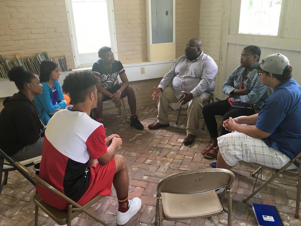 Teens train to enter workforce